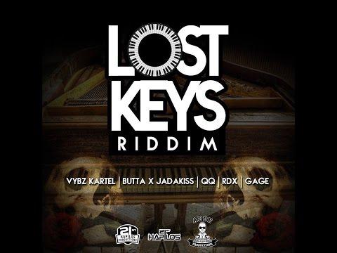 LOST KEYS RIDDIM MIX FT. VYBZ KARTEL, QQ & MORE {DJ SUPARIFIC}