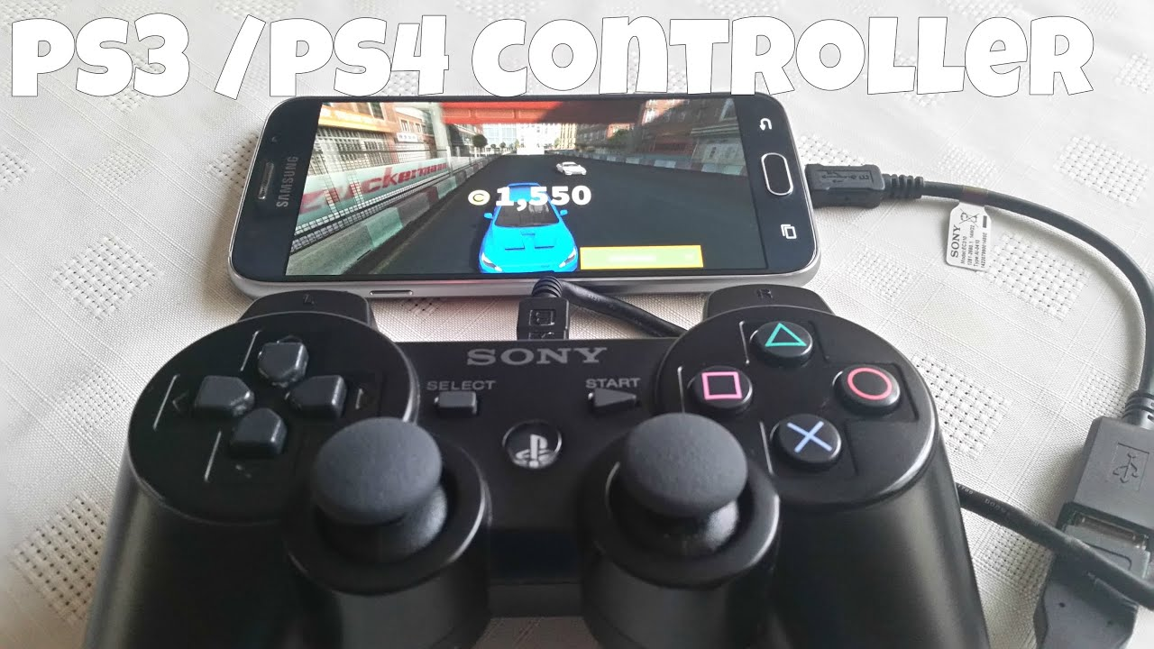 how to connect your ps3 controller to android phone