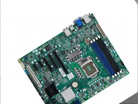 TYAN S5510 S5512    Sandy Bridge Cougar Point Motherboards