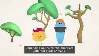 Orienteering Part 1 - The Map