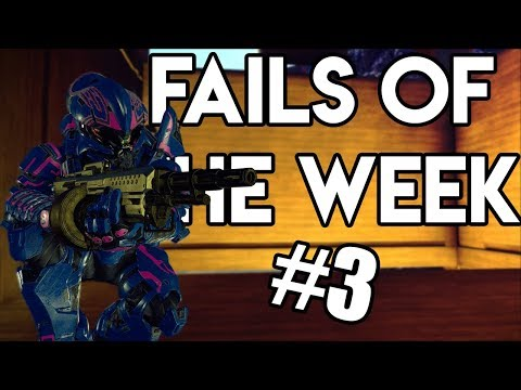 Halo 5 Fails Of The Week #3