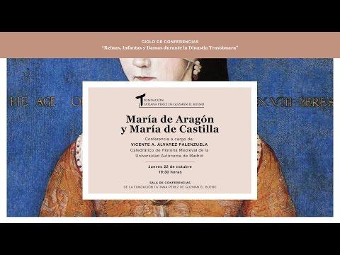 Maria de Aragon y María de Castilla