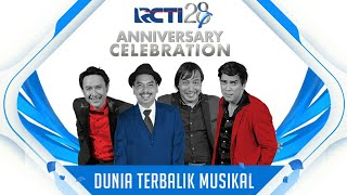 "Video RCTI 28 ANNIVERSARY CELEBRATION | Aceng - Dadang - Akum - Idoy ""Ada Gajah Di Balik Batu"" download MP3, 3GP, MP4, WEBM, AVI, FLV November 2017"