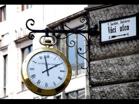 Váci Street Budapest The 7. Best Pedestrian Street in the World PART ONE