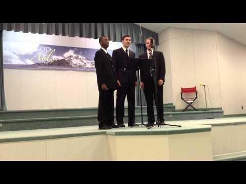 Northview Baptist Academy Trio - My Jesus I love Thee