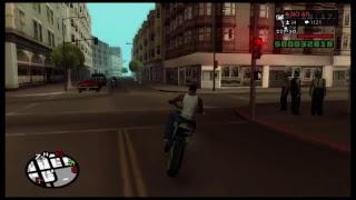 Grand Theft Auto San Andreas vem logo pra live do papai delícia