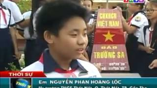Phim Viet Nam | Cột mốc Trường Sa trong trường học | Cot moc Truong Sa trong truong hoc