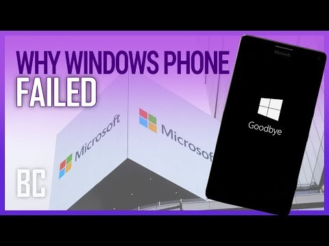 Why Windows Phone Failed - And How They Couldve Saved It
