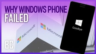 Why Windows Phone Failed   And How They Couldve Saved  T