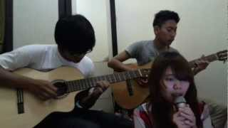 [COVER]Tangga - Hebat (Acoustic Vers) By TIGA KENARI