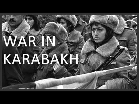 War In Nagorno Karabakh