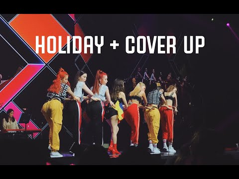 Free Download 181202 's…taeyeon Concert In Bangkok - Holiday + Cover Up Mp3 dan Mp4