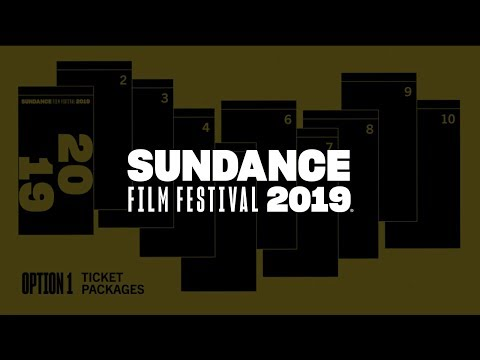 2019 Sundance Film Festival: Ticketing Breakdown