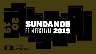 2019 Sundance Film Festival: Ticketing Breakdown