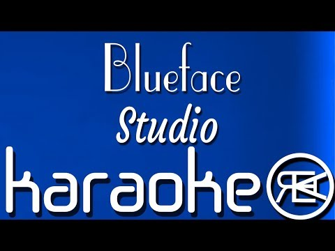 Blueface – Studio | Karaoke Lyrics Instrumental
