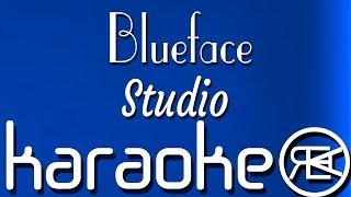 Blueface - Studio | Karaoke Lyrics Instrumental