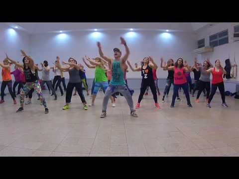 QUE ME HAS HECHO CHAYANNE ZUMBA CIPOLLETTI