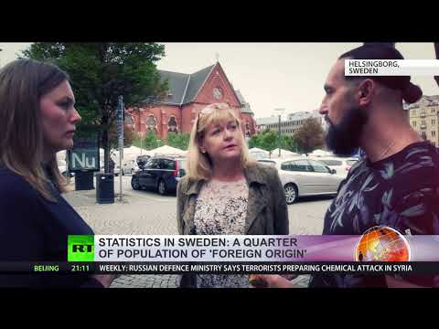 Election in Sweden: Migrant policy divides voters