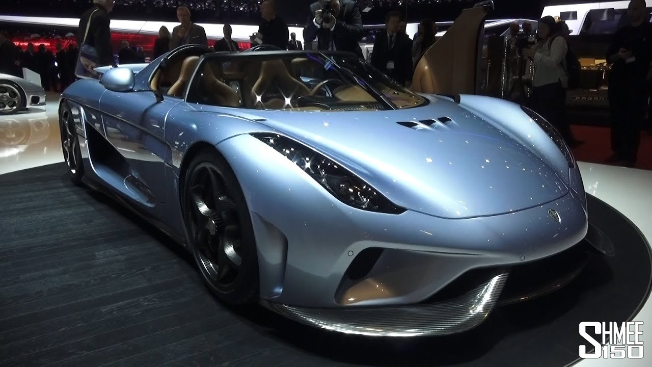 first look koenigsegg regera hybrid megacar geneva 2015 youtube. Black Bedroom Furniture Sets. Home Design Ideas