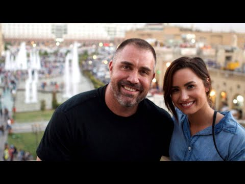 Man Credited With Saving Demi Lovato Says 'She Saved Her Own Life. I Was Just Fortunate To Be A P…