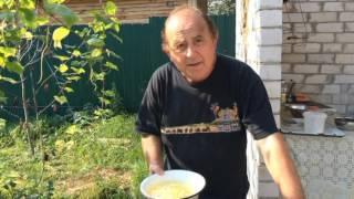 Владимир MASTER готовит  Ферганский лагман
