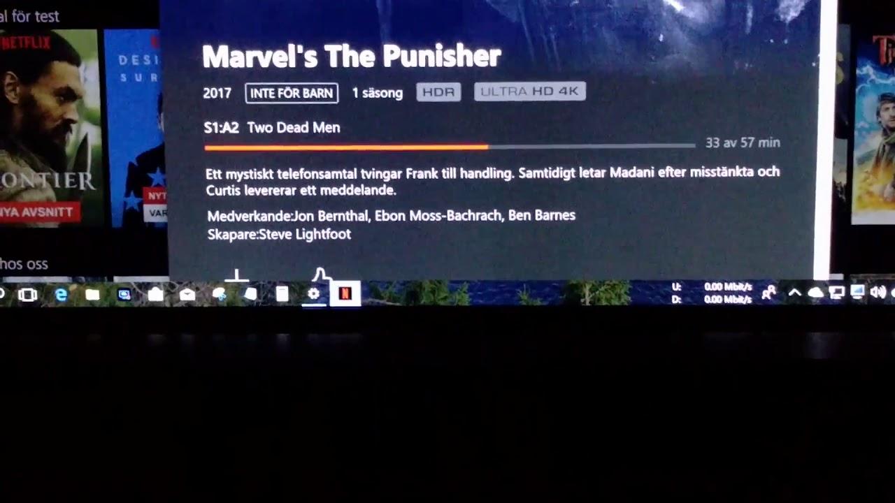 Netflix dolby atmos test