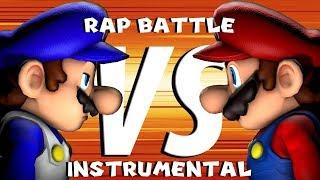 War of the Fat Italians 2017: SMG4 vs. Mario Rap Battle INSTRUMENTAL