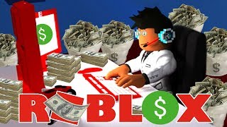 ZO VERDIEN JE YOUTUBE MONEY !! 🤑 | Roblox BloxTube