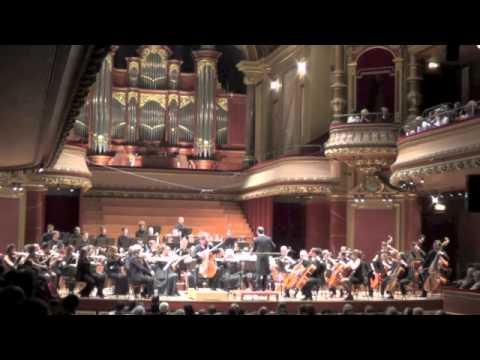 Dvorak : cello concerto 1.mvt, Istvan Vardai