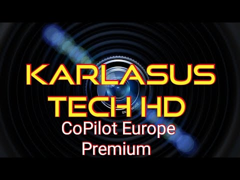 🏁CoPilot Live Premium Europe GPS FREE v9.4.0.144[2017](Android Tutoriel Fr)