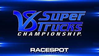 V8 SuperTrucks Championship | Round 9 at Indianapolis Road