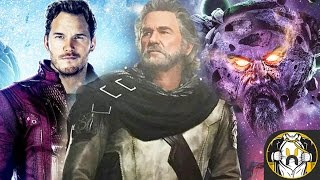Guardians of the Galaxy Vol. 2 FIRST LOOK at Ego