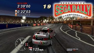 Sega Rally 2 - Supermodel SVN 494 (almost perfect now)