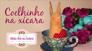 Coelhinho na Xícara – Tilda