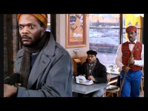 Coming To America - Samuel L. Jackson Scene in HD