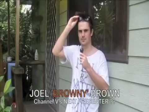 Channel V presenter search 2012 - Joel Brown