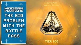 Modern Warfare: The BIG Problem With the Battle Pass...