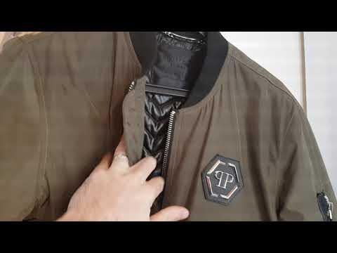 Philipp Plein Jacket Repairs by The Denim Doctor in Manchester England - #phililppplein #lux #repair