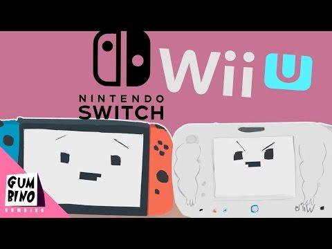 Nintendo switch vs Wii U (Parody)
