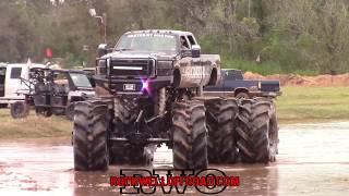 big mud trucks