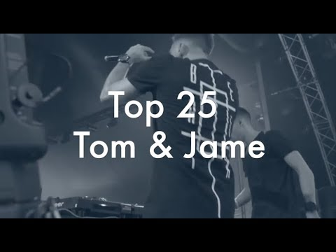 [Top 25] Best Tom & Jame Tracks [2017]