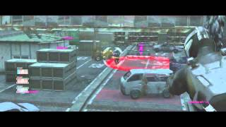 Binary Domain - Multiplayer Trailer