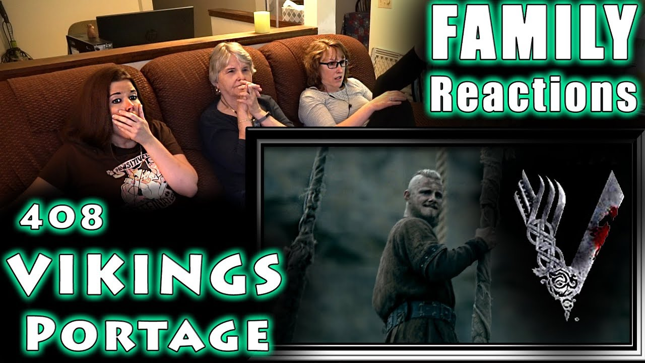 Download VIKINGS   408   Portage   FAMILY Reactions   Fair Use