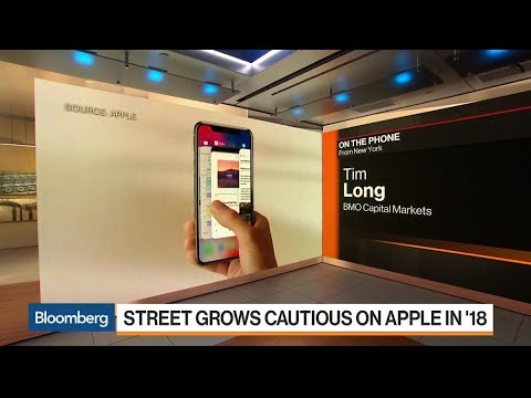 BMO Capital Markets Grows Cautious on Apple
