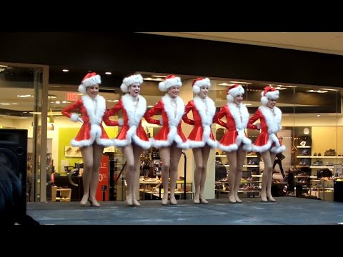 How The Rockettes Are Part of a Big Push to Lure Customers Back to Malls