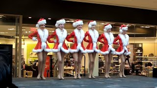How The Rockettes Are Part of a Big Push to Lure Customers Back to Malls thumbnail