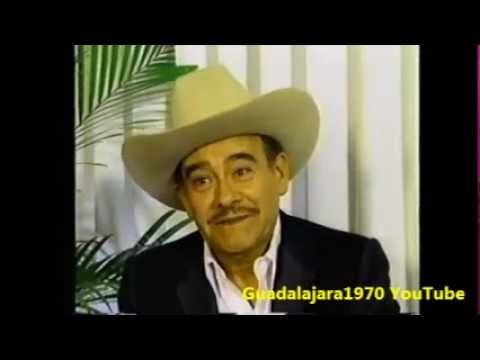 Muertes De Famosos >> ANTONIO PEDRO INFANTE LA ENTREVISTA PRIMERA PARTE - YouTube