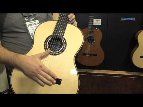 Cordoba C12 Luthier Series Nylon-string Guitar Overview - Sweetwater at Winter NAMM 2013