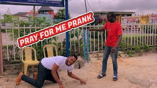 Download Zfancy Prank Comedy - PRAY FOR ME PRANK - Zfancy