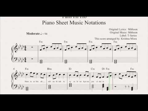 Piano piano tabs of tum hi ho : Piano : piano tabs of tum hi ho Piano Tabs Of and Piano Tabs Of ...